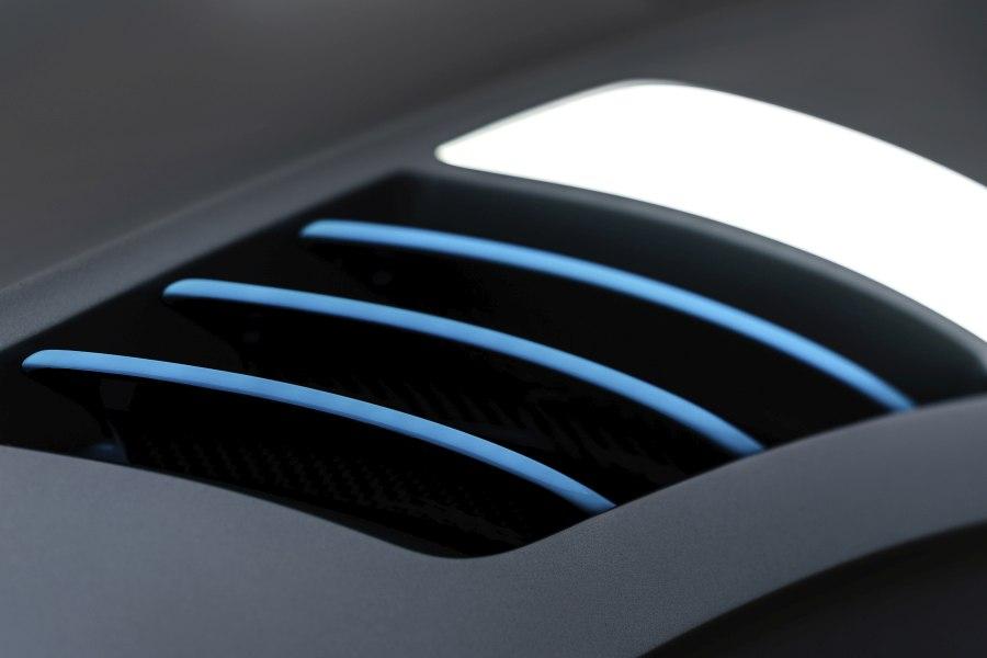 BugattiDivo Detail 02 - Bugatti | Weltpremiere für den Divo