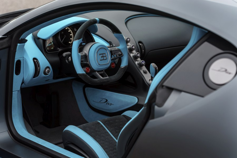 BugattiDivo Interior - Bugatti | Weltpremiere für den Divo