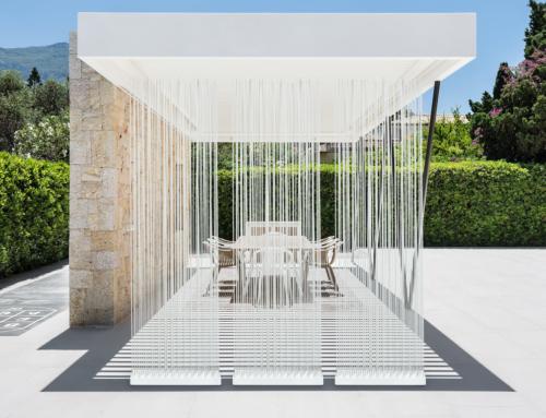 Sichtschutz für den Garten und für die Terrasse