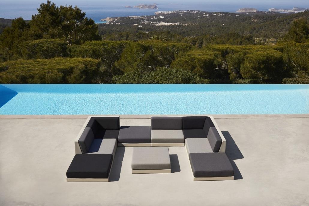 vondom pixel designer outdoor furniture ramon esteve 10 1030x687 - Outdoor Möbel VONDOM PIXEL-Kollektion
