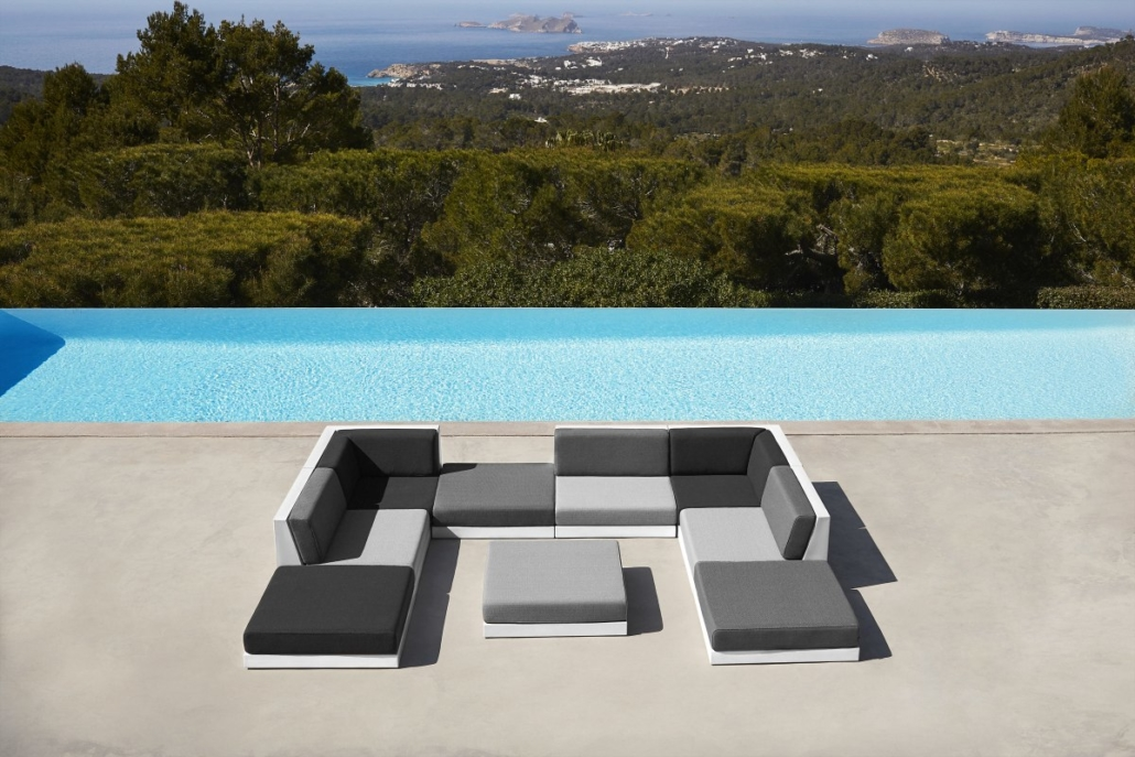 vondom pixel designer outdoor furniture ramon esteve 14 1030x687 - Outdoor Möbel VONDOM PIXEL-Kollektion
