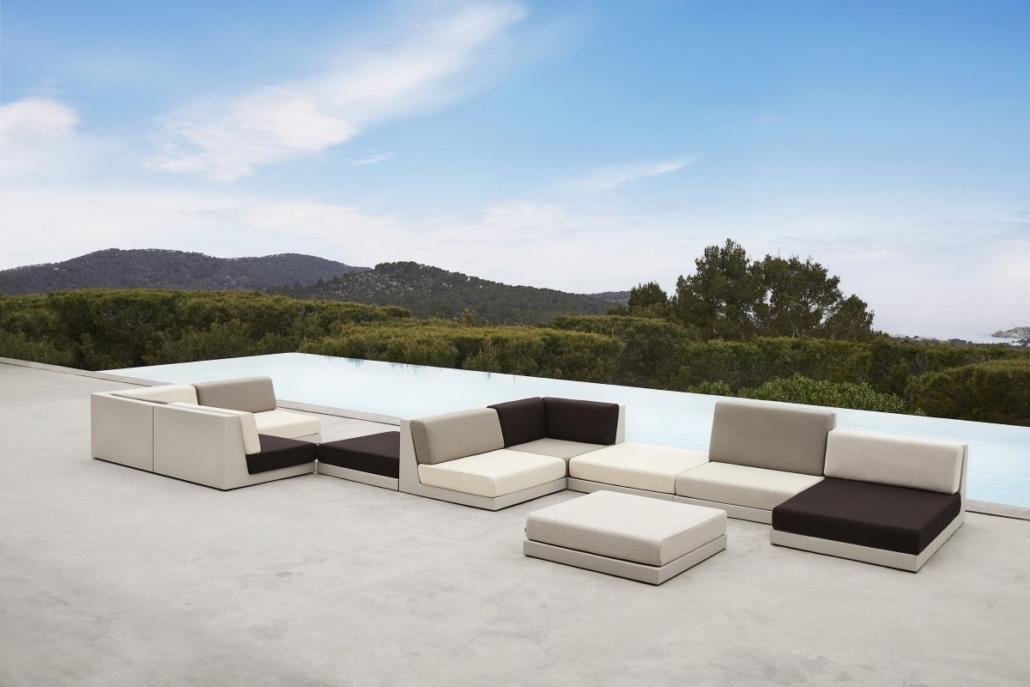 vondom pixel designer outdoor furniture ramon esteve 4 1030x687 - Outdoor Möbel VONDOM PIXEL-Kollektion