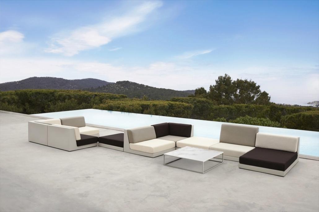 vondom pixel designer outdoor furniture ramon esteve 5 1030x687 - Outdoor Möbel VONDOM PIXEL-Kollektion