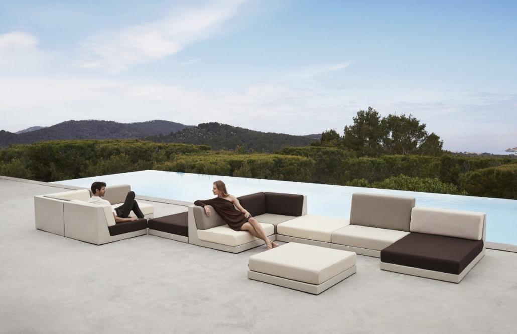 vondom pixel designer outdoor furniture ramon esteve 6 1030x667 - Outdoor Möbel VONDOM PIXEL-Kollektion