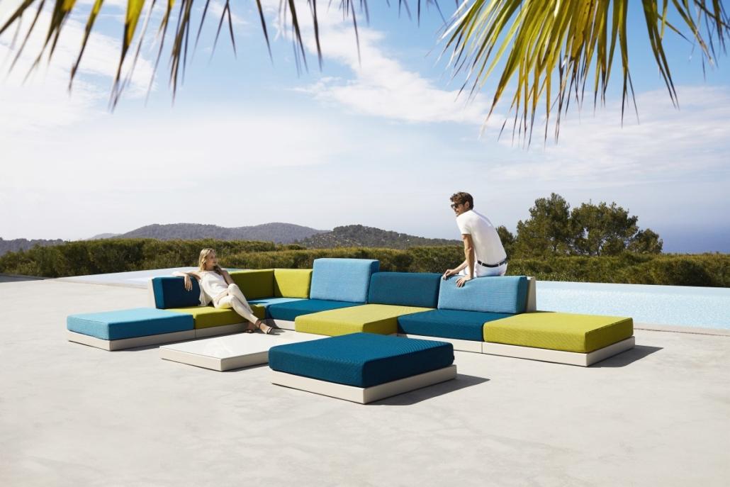 vondom pixel designer outdoor furniture ramon esteve 8 1030x687 - Outdoor Möbel VONDOM PIXEL-Kollektion