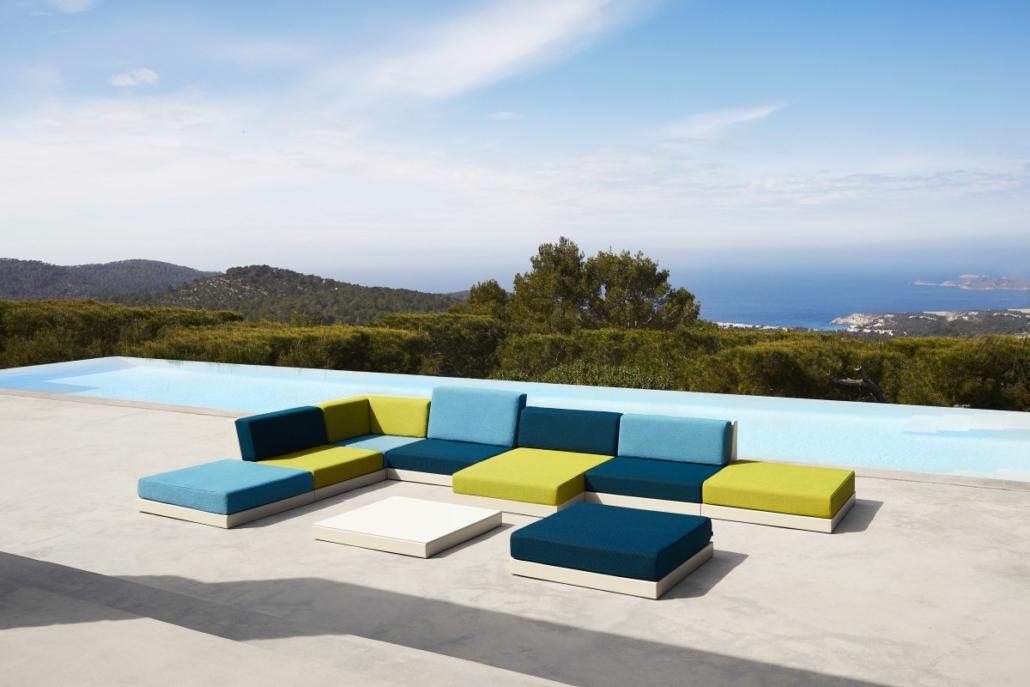 vondom pixel designer outdoor furniture ramon esteve 9 1030x687 - Outdoor Möbel VONDOM PIXEL-Kollektion