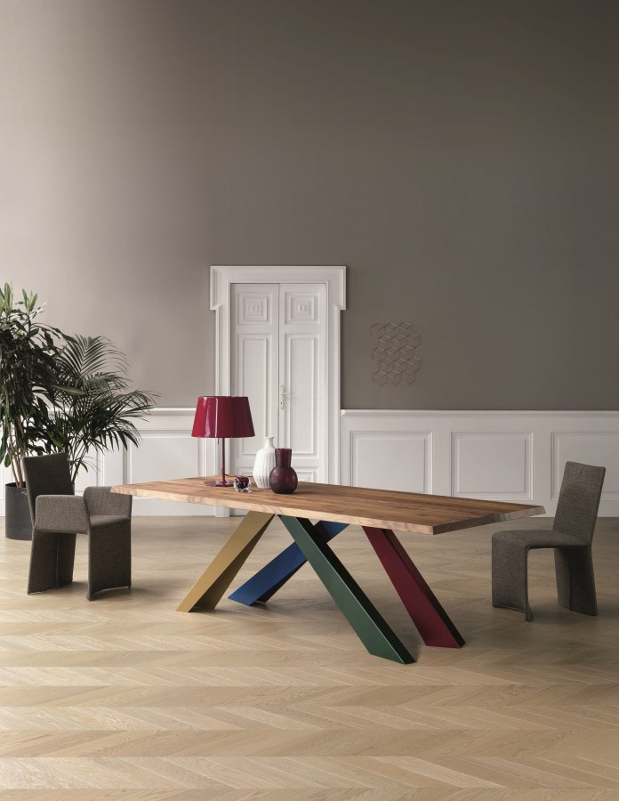 Bonaldo Big Table 02 - Ein echter Hingucker-Effekt ist der Big Table by Bonaldo