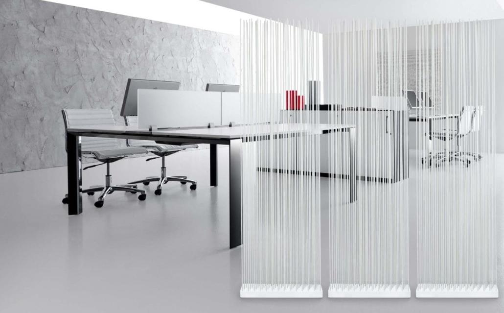 Sichtschutz für Büro und Besprechungszimmer vom Hersteller Skydesign