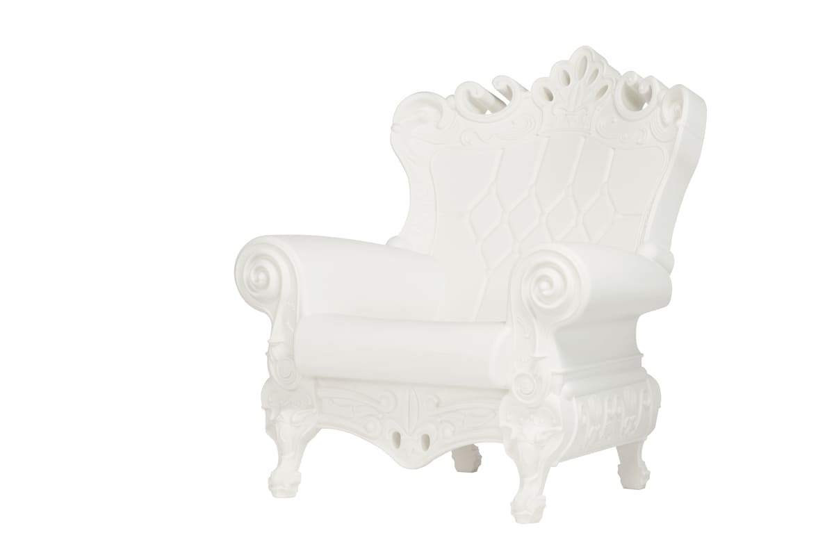 Bad Saag Barock Sessel Kunststoff - Barock Stuhl aus Kunststoff in verschieden Farben | Design of Love
