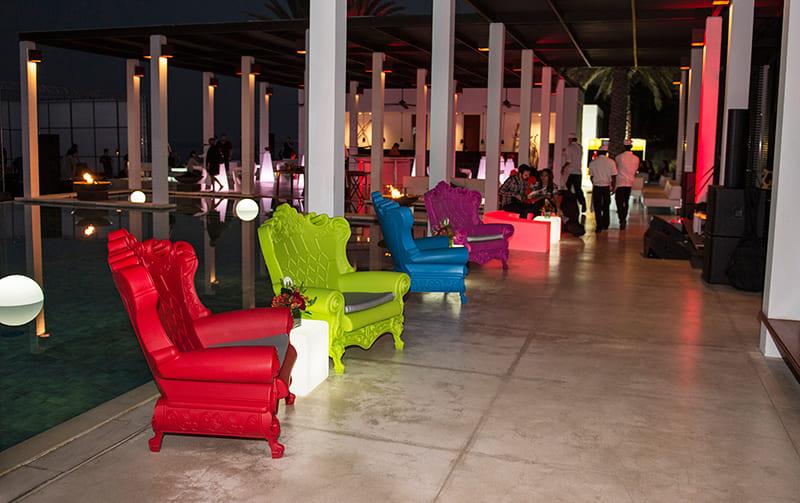 Barock Sessel Kunststoff Outdoor - Barock Stuhl aus Kunststoff in verschieden Farben | Design of Love