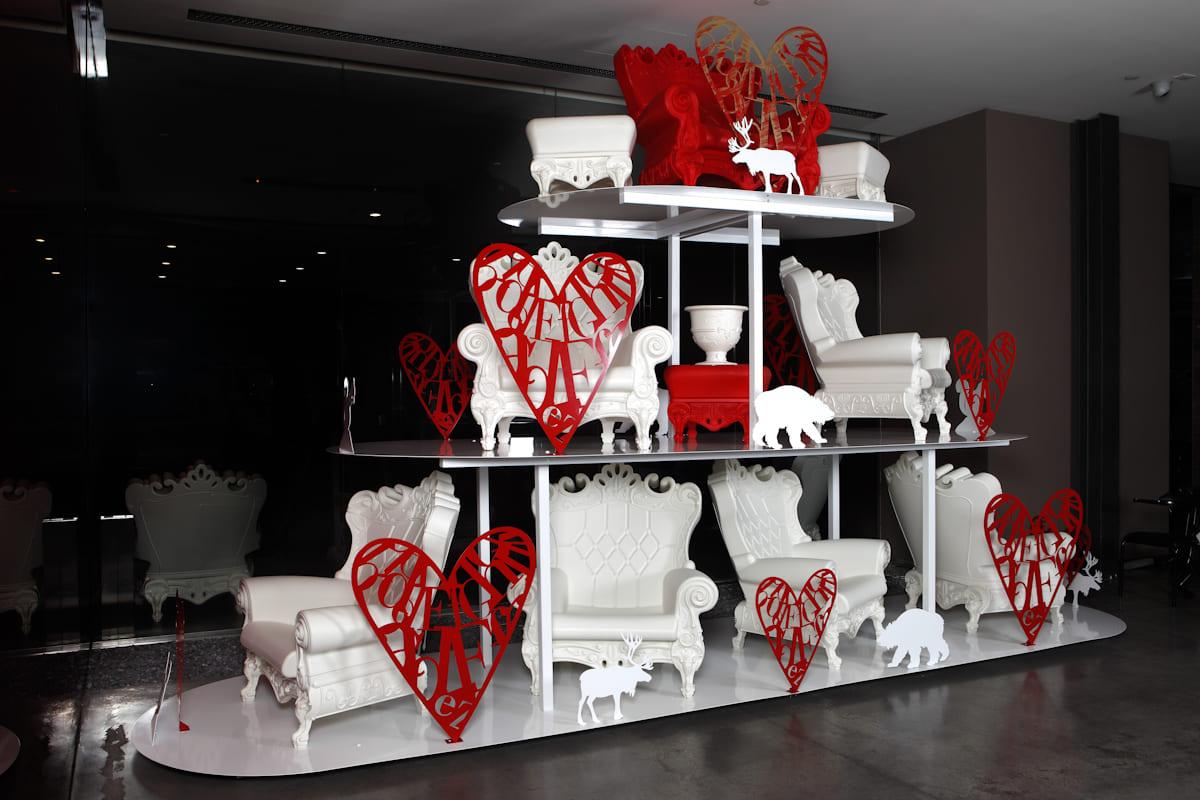 Barock Sessel Kunststoff - Barock Stuhl aus Kunststoff in verschieden Farben | Design of Love