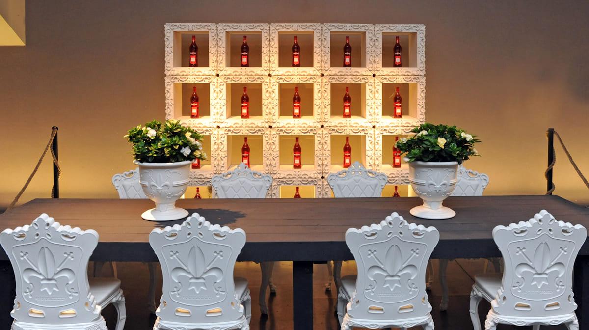 Barock Stuehle Kunststoff - Barock Stuhl aus Kunststoff in verschieden Farben | Design of Love