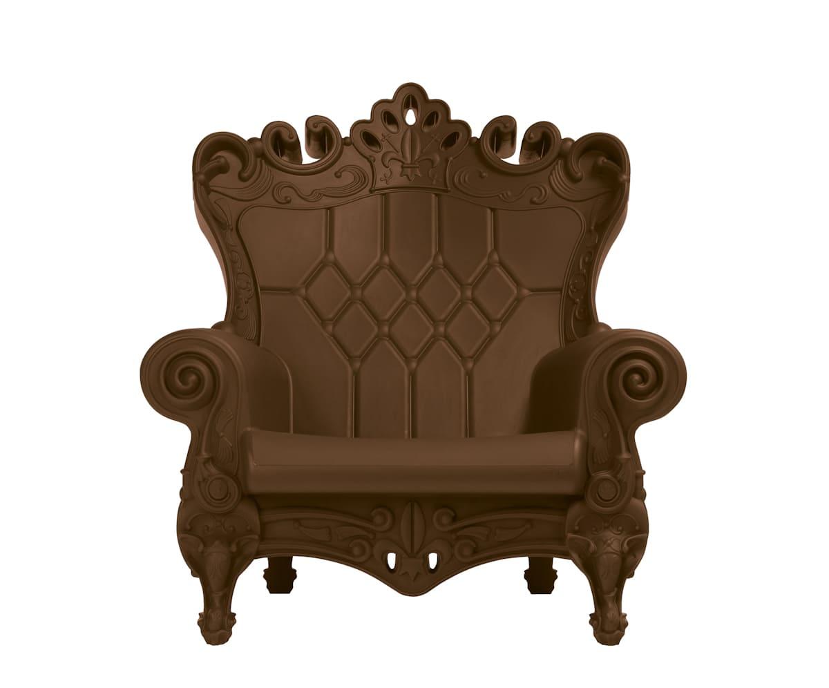 Braune Barock Sessel Kunststoff - Barock Stuhl aus Kunststoff in verschieden Farben | Design of Love