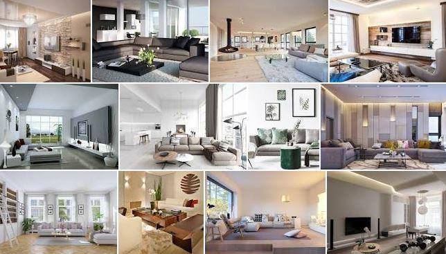 Möbel Ideen Wohnzimmer | Einrichtungsideen Wohnzimmer