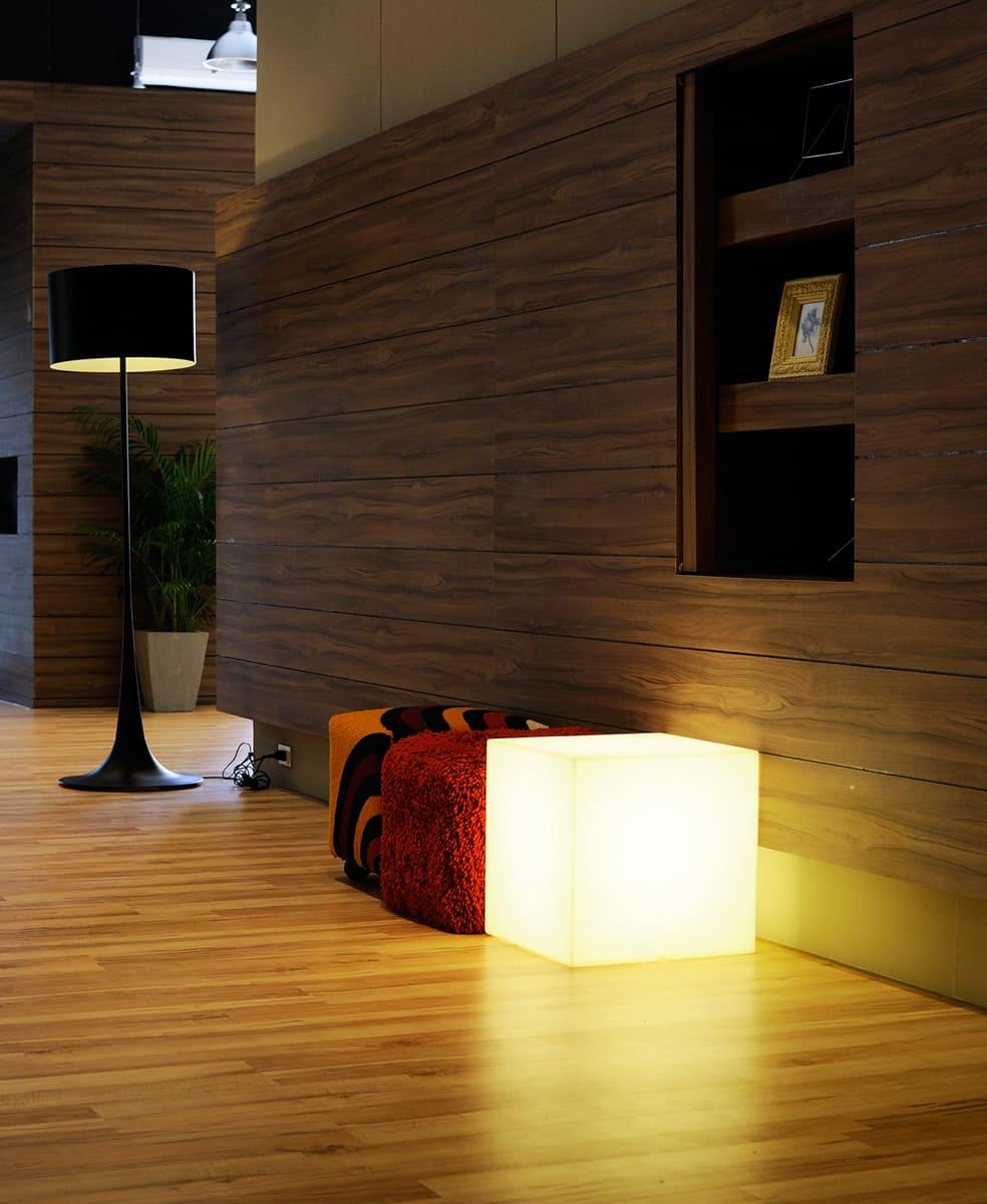 Würfelförmige LED Cube Weiß kaufen - Cube Würfel beleuchtet