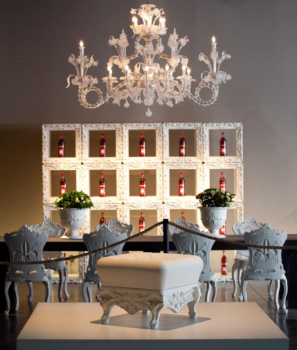 Weisse Barock Sessel Kunststoff - Barock Stuhl aus Kunststoff in verschieden Farben | Design of Love