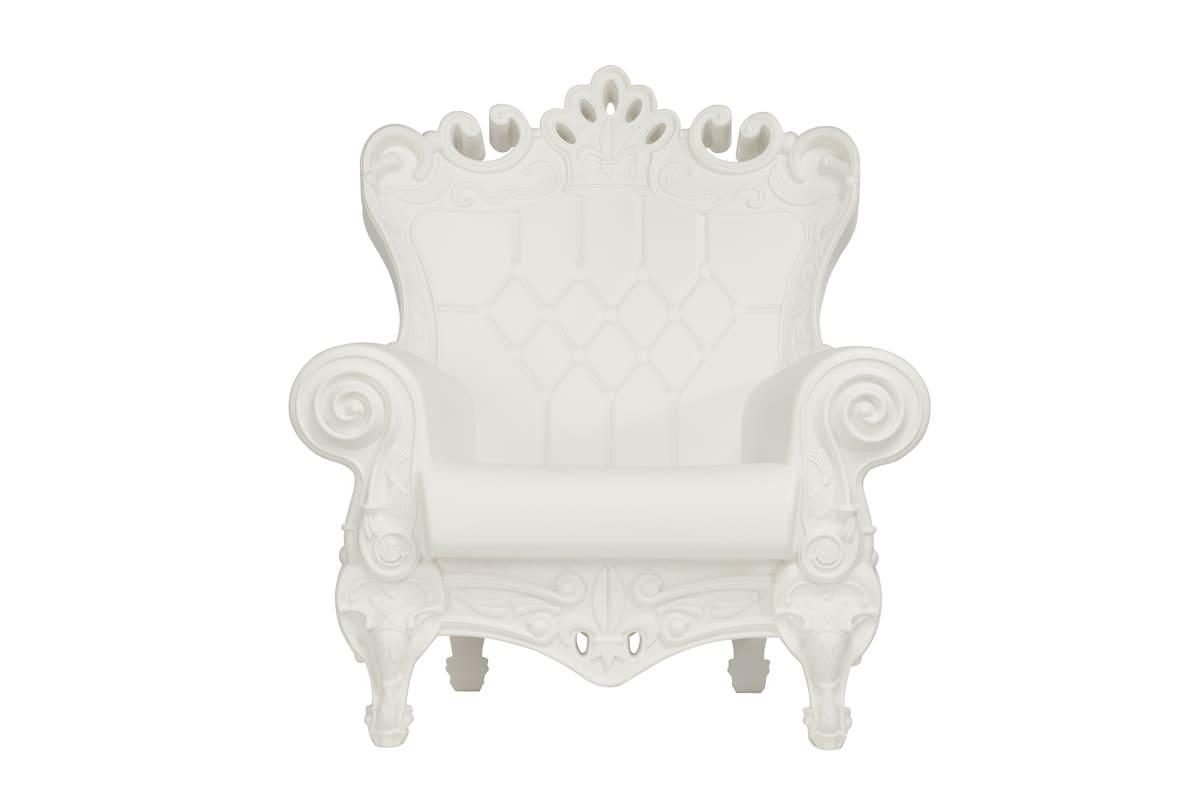 Weisse Stuehle Barock Sessel Kunststoff - Barock Stuhl aus Kunststoff in verschieden Farben | Design of Love