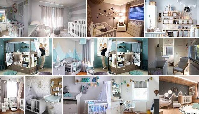 Babyzimmer Ideen | Babyzimmer-Ideen zum Babyzimmer gestalten