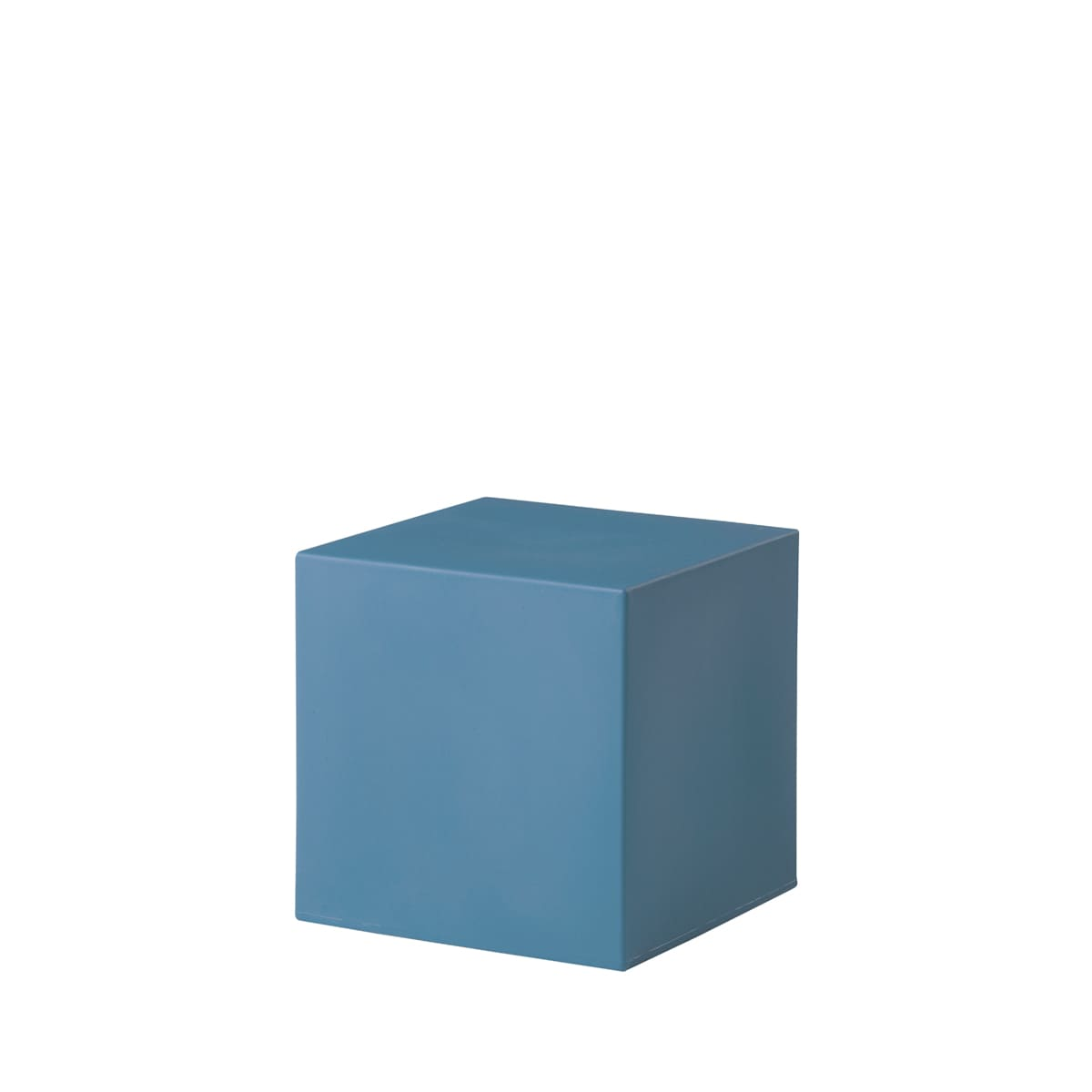 cube würfel blau Bunte Wuerfel Outdoor - Cube Würfel beleuchtet