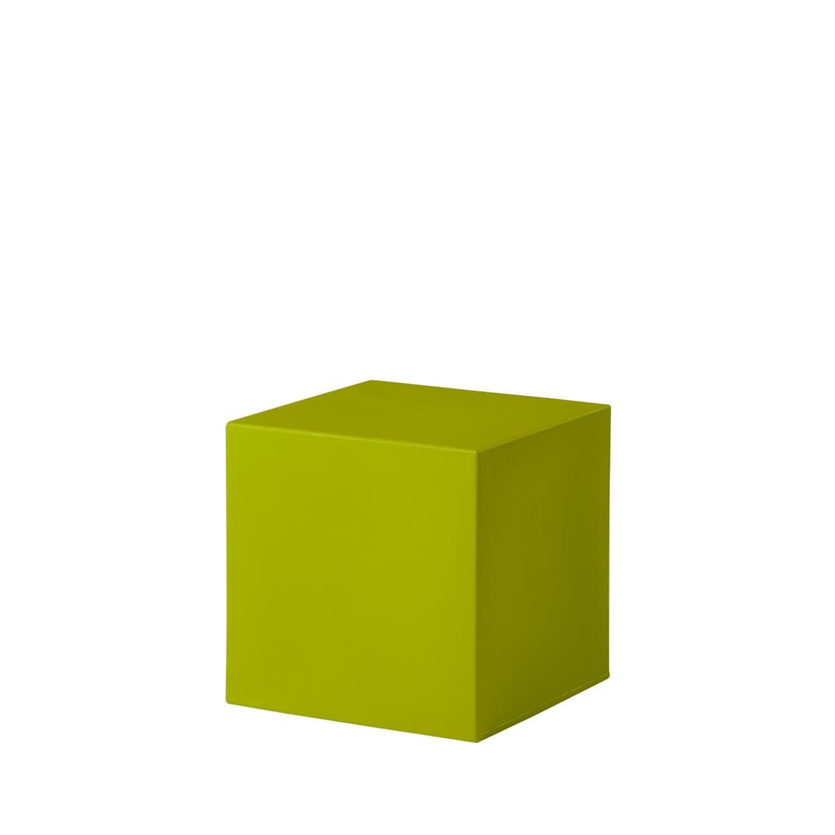 cube würfel grün Bunte Wuerfel Outdoor - Cube Würfel beleuchtet