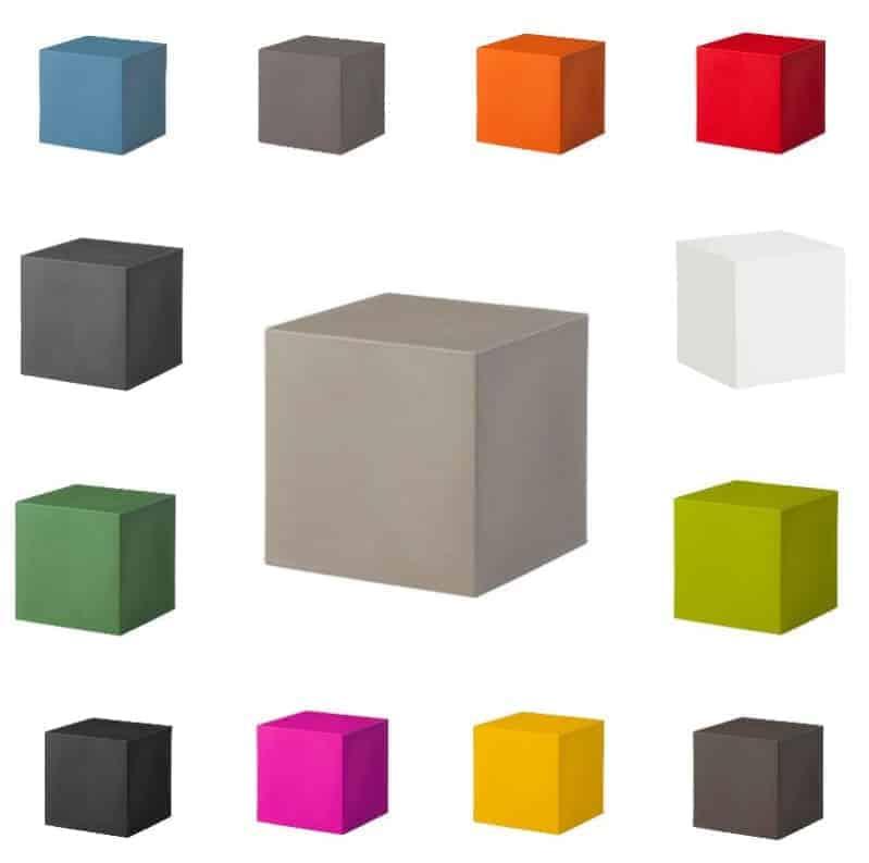 cube würfel led sitzwürfel beleuchtet - Cube Würfel beleuchtet
