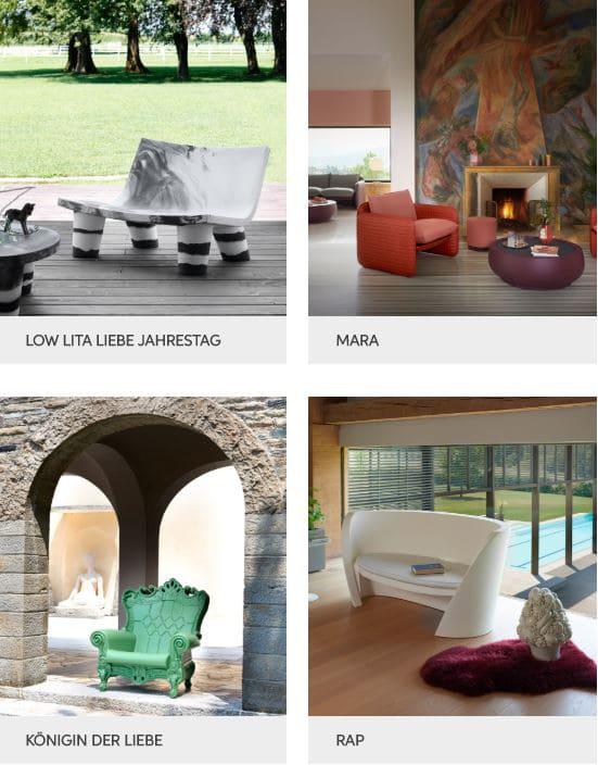 hocker loungemöbel terrasse - Terrassenmöbel Wetterfest