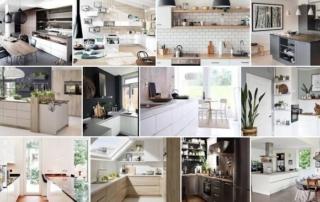 küchen ideen modern 320x202 - Küche Ideen Gestaltung | Kücheninspiration | Ideen für die Küchengestaltung