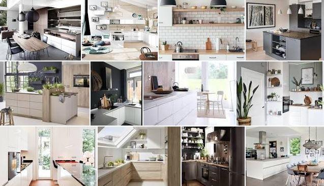 Küche Ideen Gestaltung | Kücheninspiration | Ideen für die Küchengestaltung