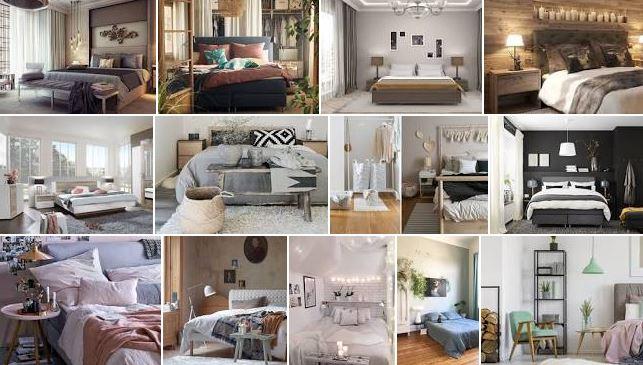 Schlafzimmer Ideen | Schlafzimmer Einrichtung, Inspiration und Bilder