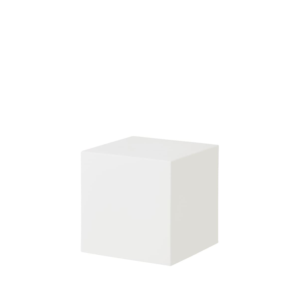 weisse Bunte Wuerfel Outdoor - Cube Würfel beleuchtet
