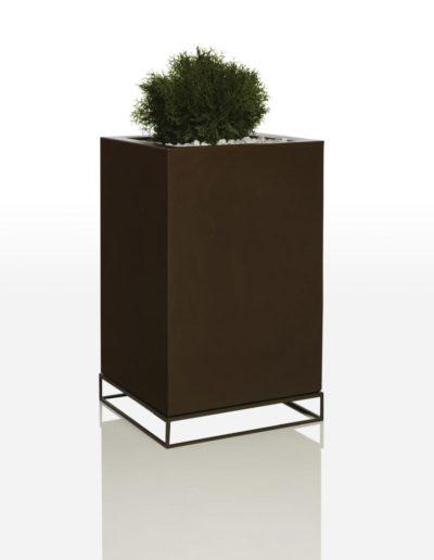 Bodenvasen Terrasse Beleuchtete Vasen 180 Skydesign 400x516 - Bodenvase Groß