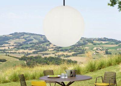 grosse lampen beleuchtung terrasse einrichtung 400x284 - Leuchtkugeln