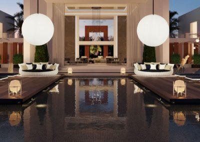 grosse pendelleuchten outdoor terrasse 400x284 - Leuchtkugeln