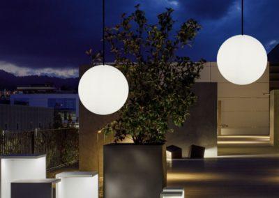 hochwertige pendelleuchten outdoor garten terrasse 1 400x284 - Leuchtkugeln