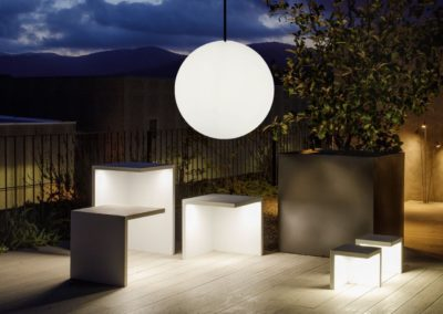 kugelleuchte pendelleuchte terrasse 1 400x284 - Leuchtkugeln
