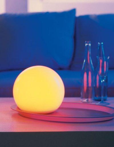 leuchtkugel tischkugel 400x516 - Kugelleuchten Garten