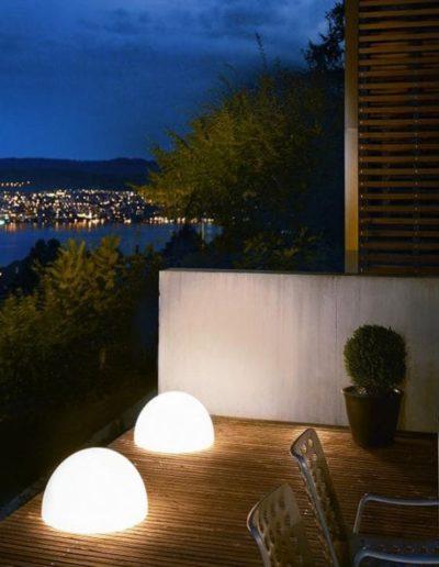 terrassenbeleuchtung 400x516 - Kugelleuchten Garten